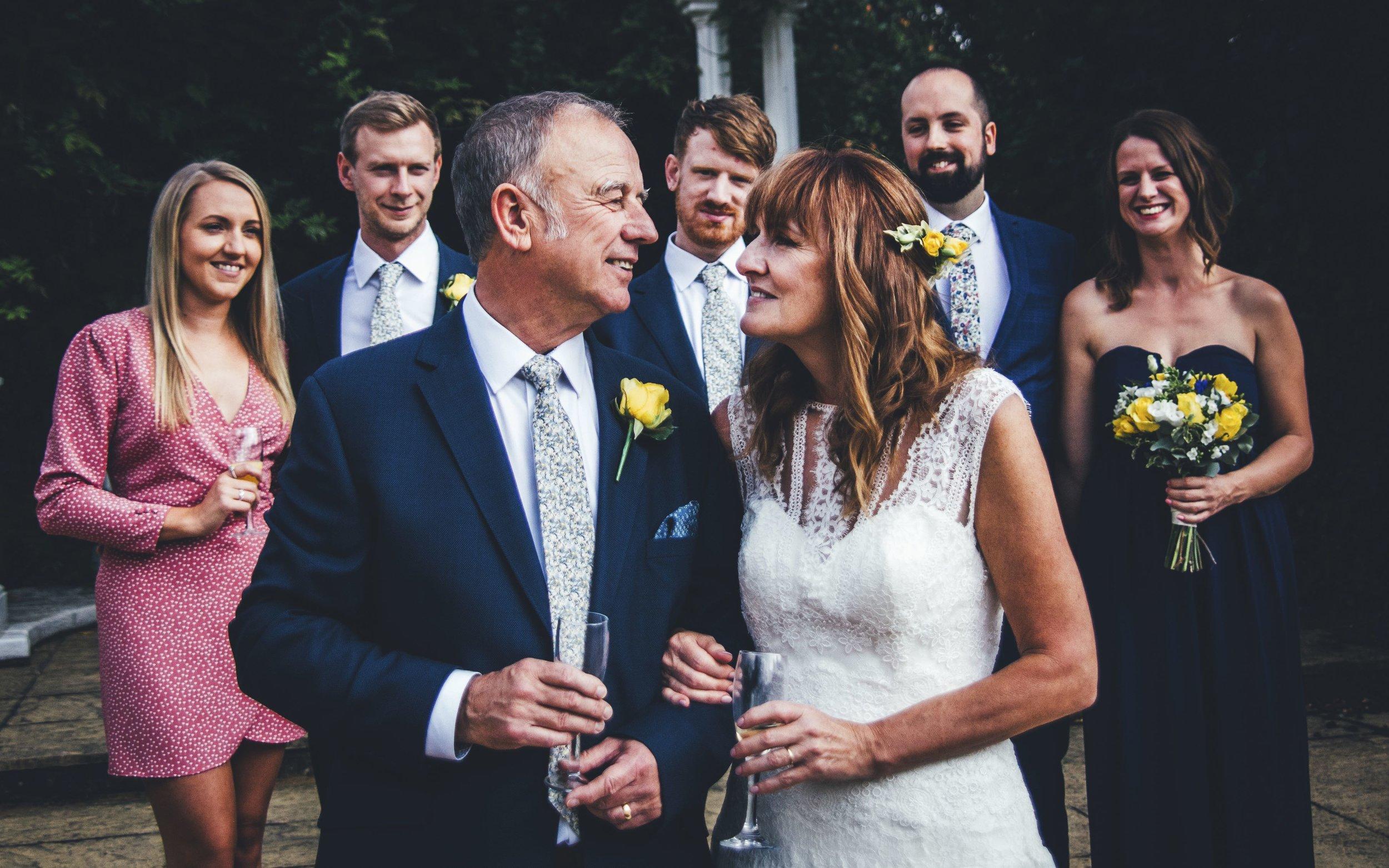Caroline & Stuart Letchworth Hall Wedding 42