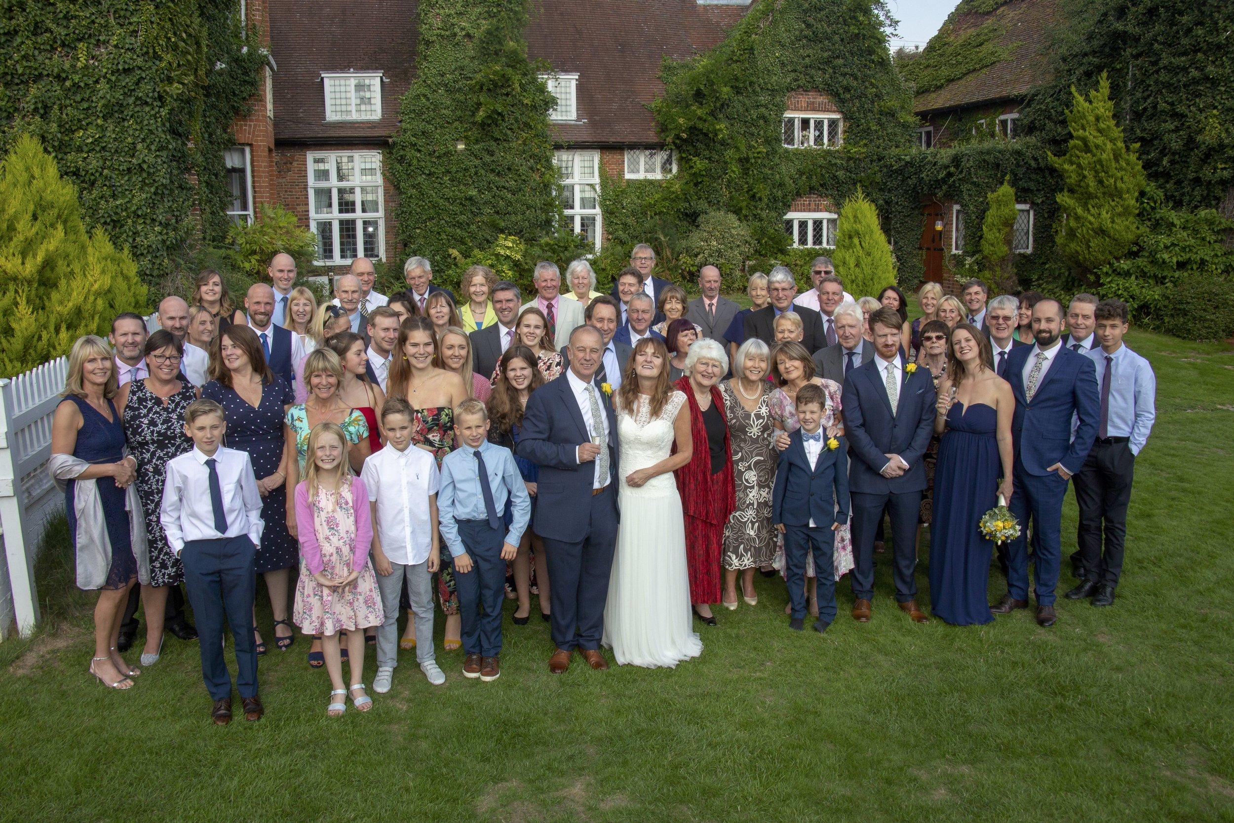 Caroline & Stuart Letchworth Hall Wedding 56