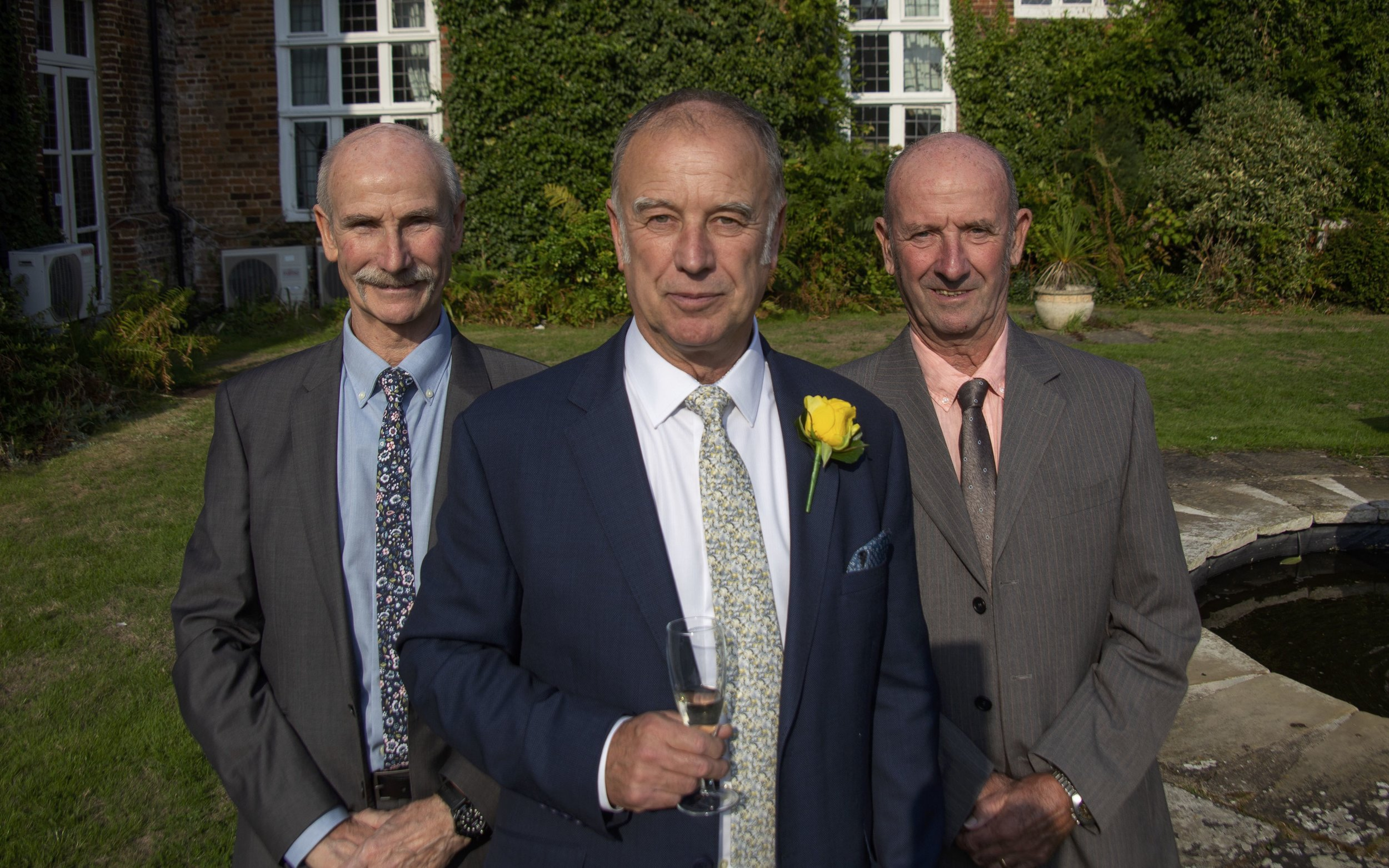 Caroline & Stuart Letchworth Hall Wedding 61
