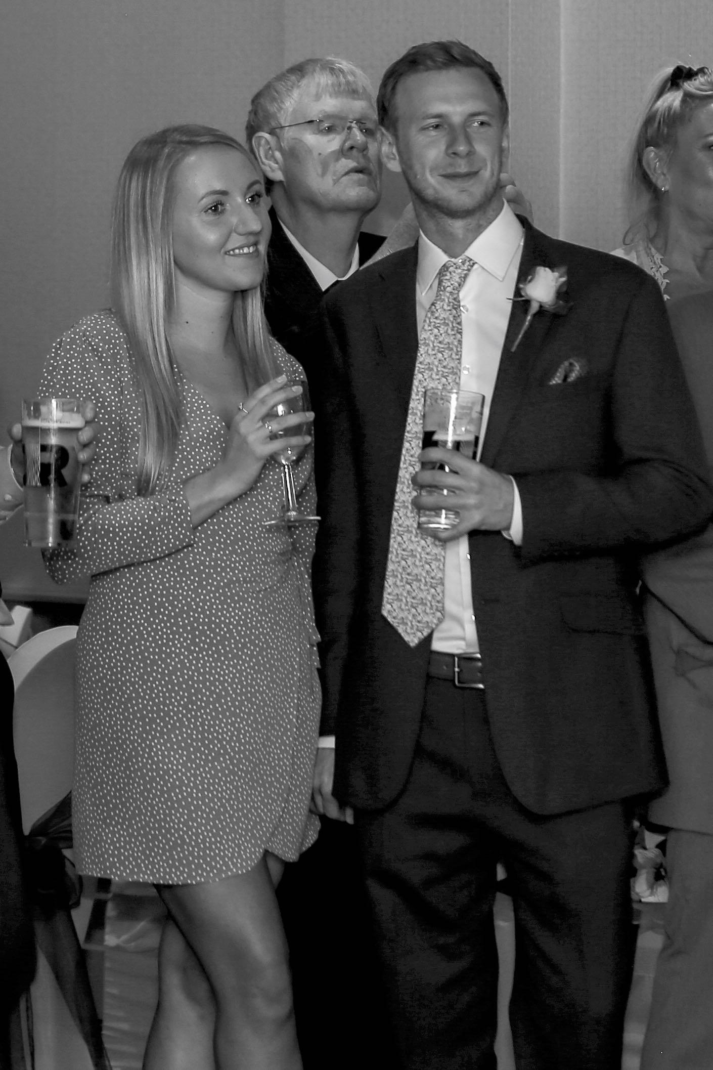 Caroline & Stuart Letchworth Hall Wedding 93