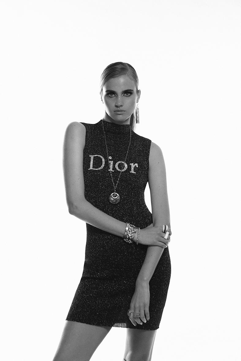Phoenix Magazine Feb SS19 'Dior'  Photography Drew Shearwood
