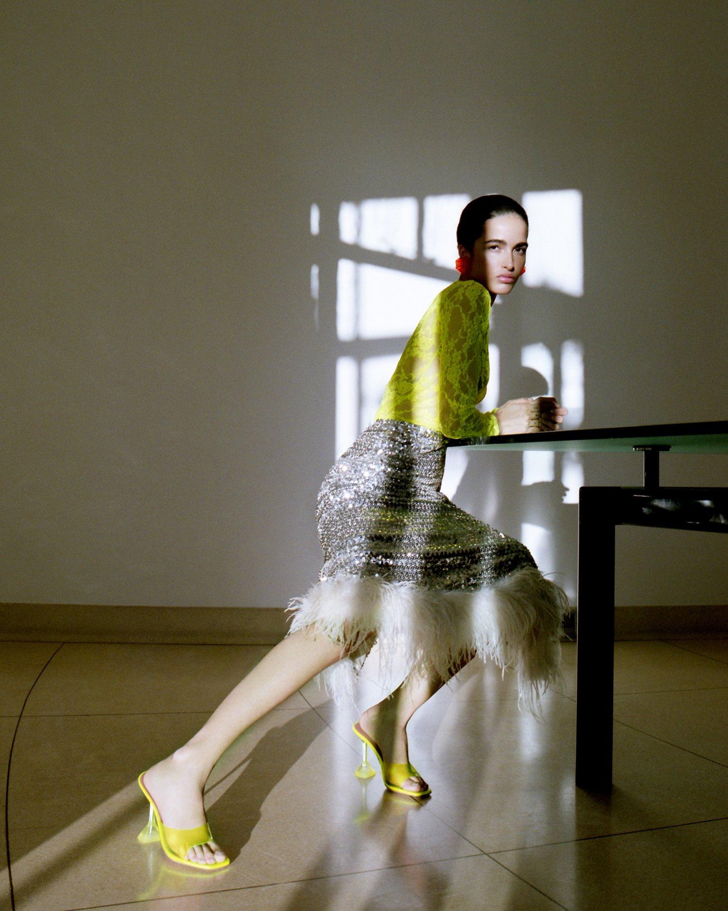 AMINA MUADDI SS19  Styling  Julia Sarr Jamois  Photography  Vito Fernicola