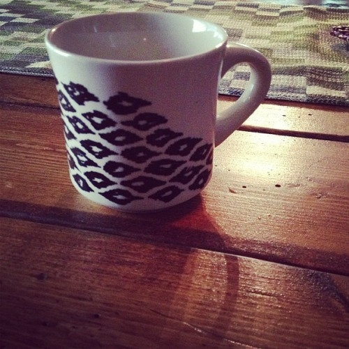 Ikat Custom Mug