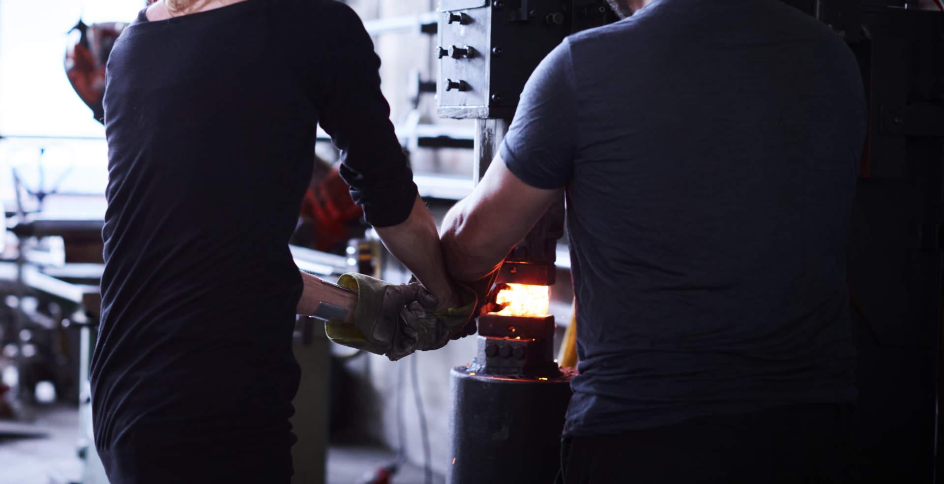 Sommeraktion 2019 - SchmiedekurseSummer Special 2019 - Forging Courses - Spezialrabatt auf Schmiedekurse im Sommer…Special Reduction on Forging Courses over the summer…
