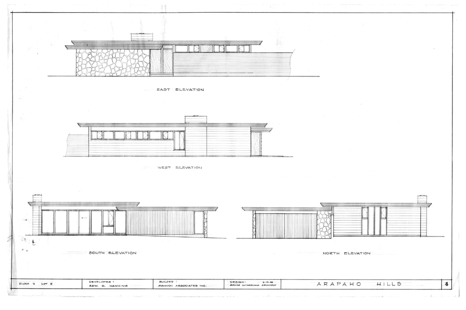 here is a copy of the original drawings from 1959.