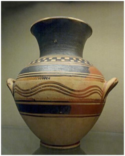 SOURCE WIKIPEDIA, GREEK POTTERY PERIODS