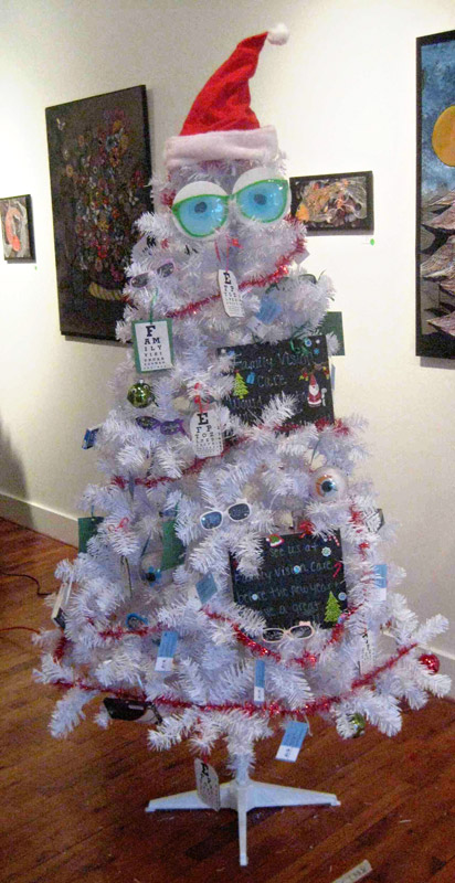 The Family Vision Care tree