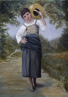Nardone-Girl with water  jug.jpg