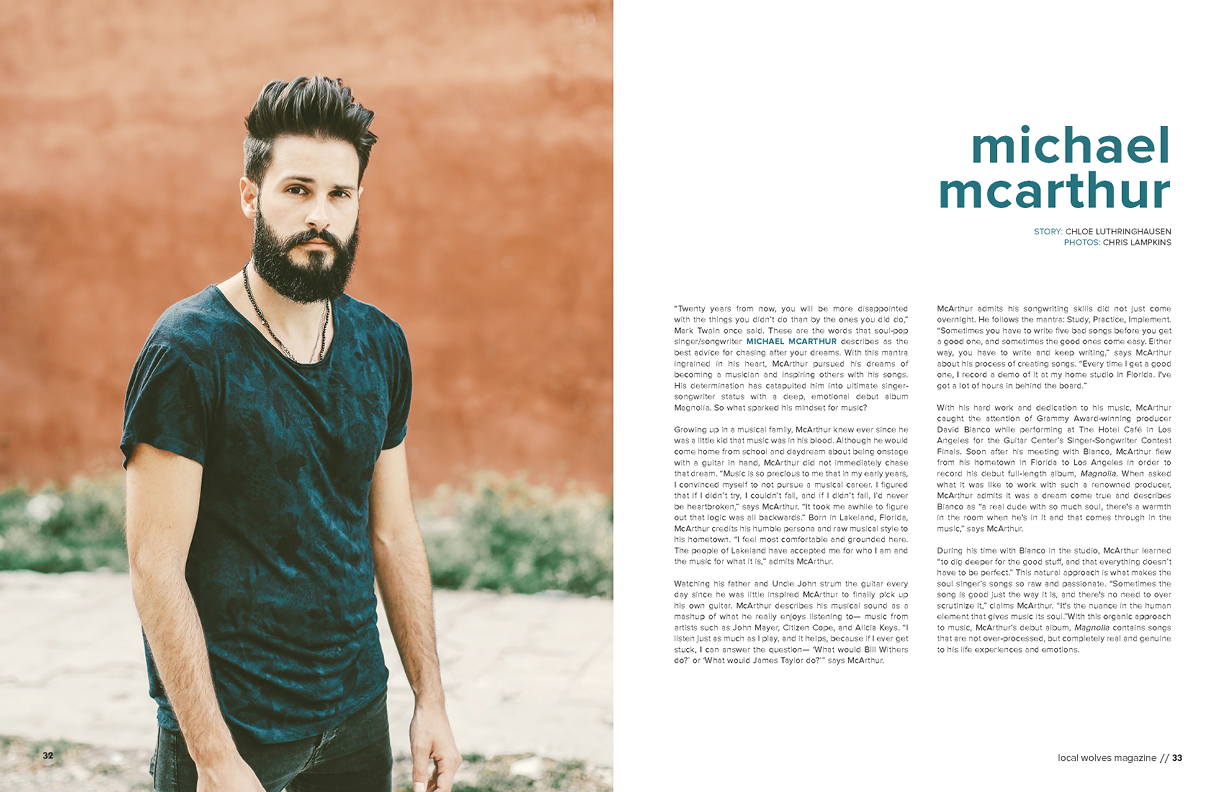 Local Wolves  Issue 28 , August 2015