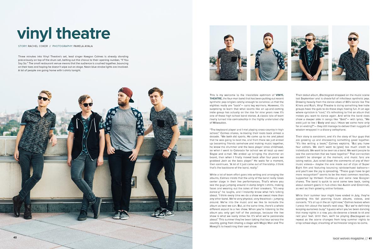 Local Wolves  Issue 29 , September 2015