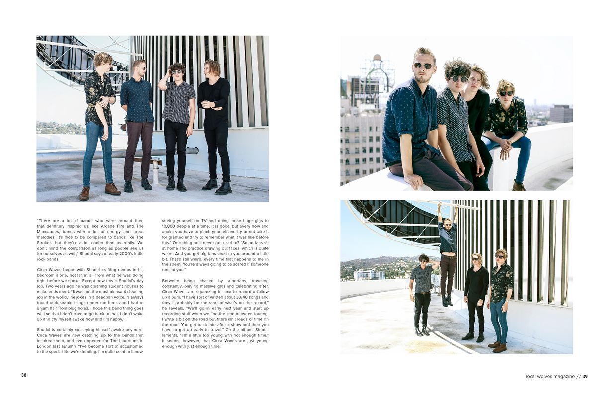 Local Wolves  Issue 30 , October 2015
