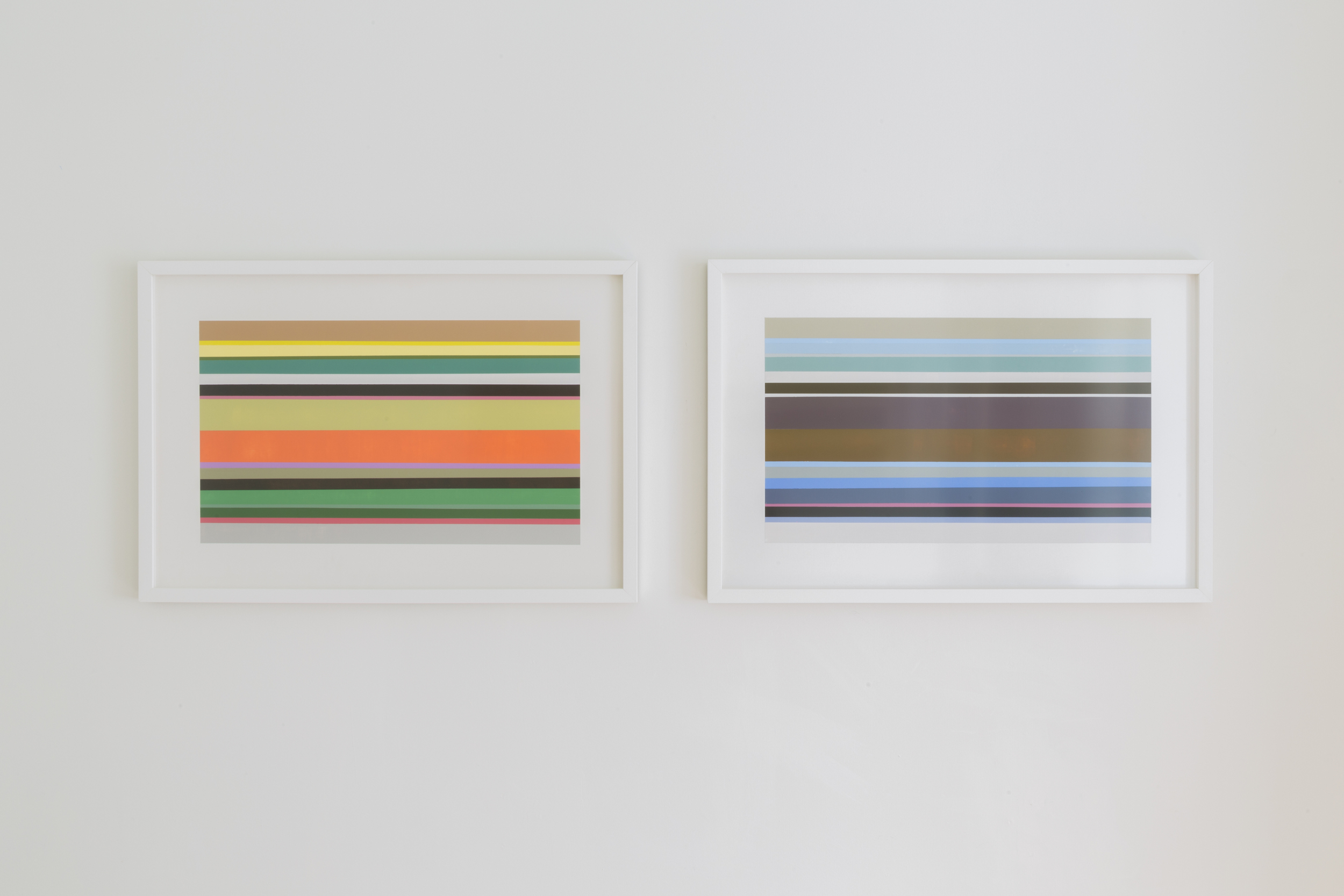Solo Exhibition at 57W57th Arts, Landscape As Time