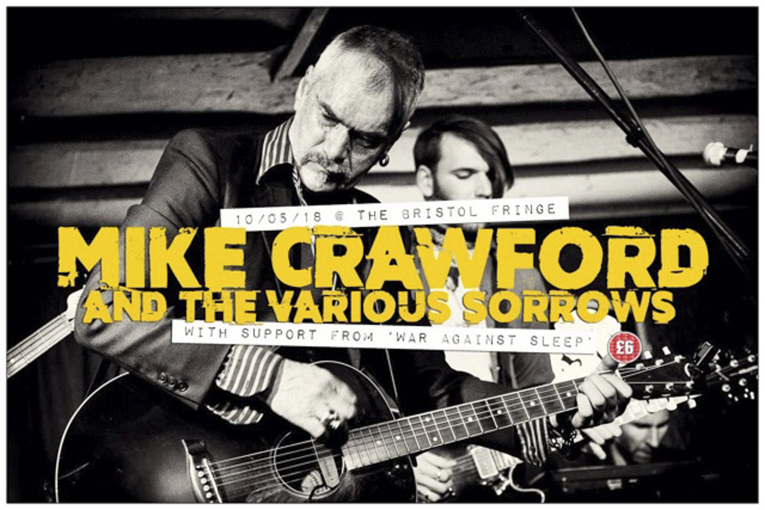 Mike Crawford & the Various Sorrows