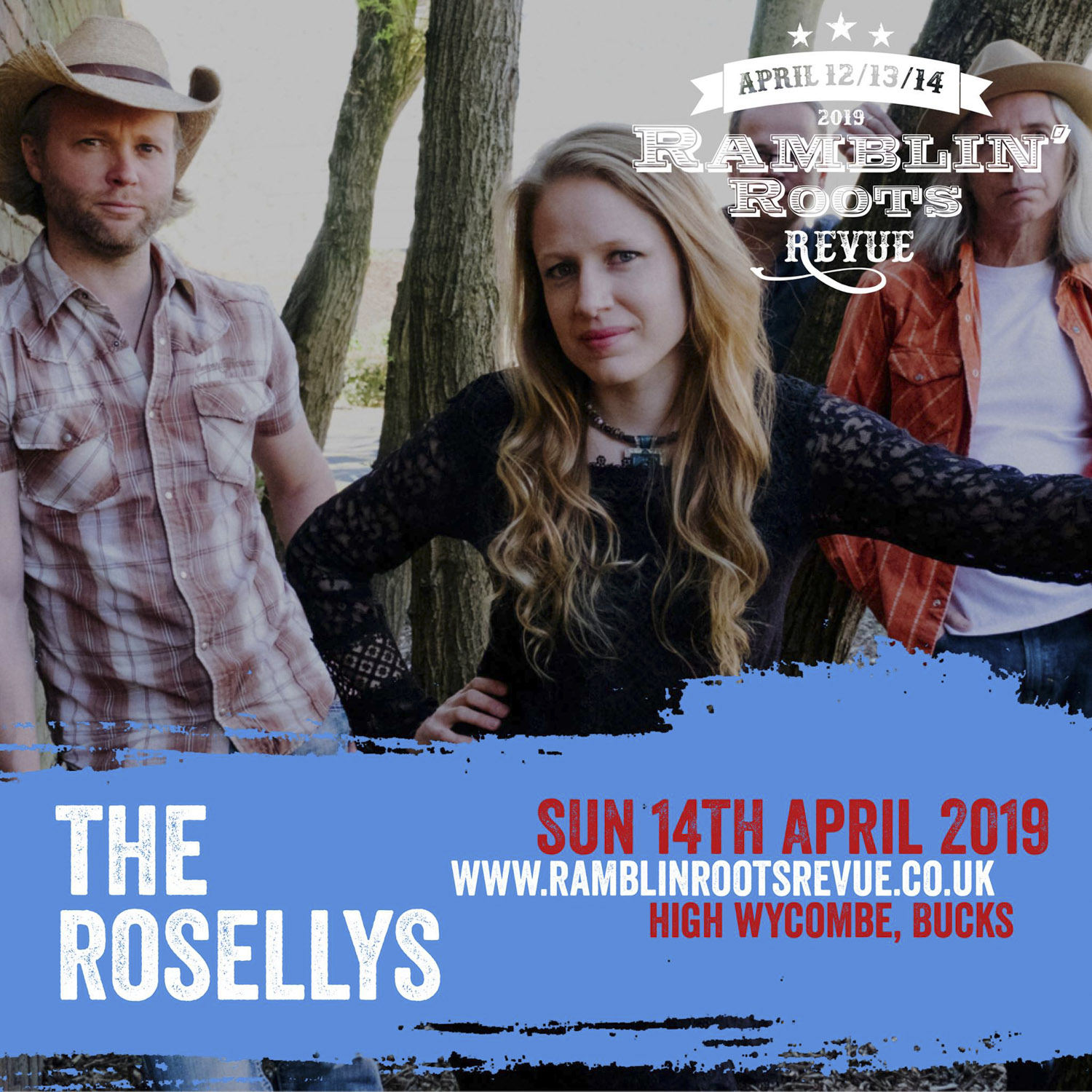 Ramblin' Roots Revue - The Rosellys