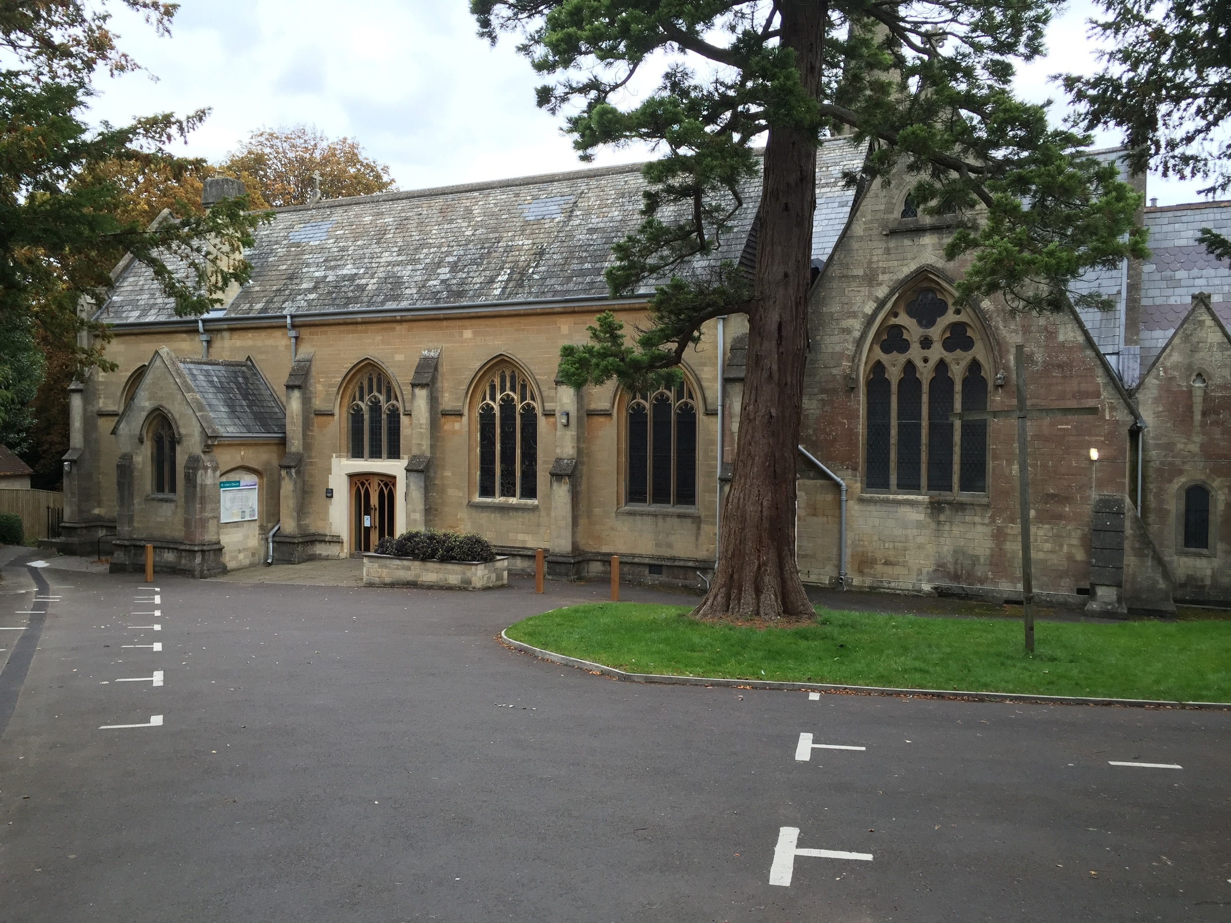 Main Church Building