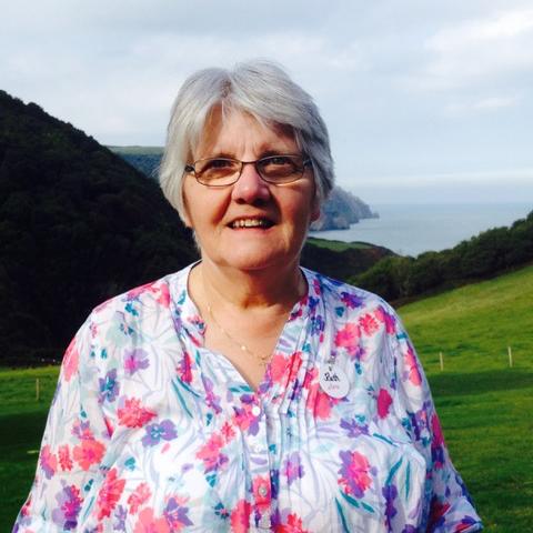 Ruth Sara Treasurer -