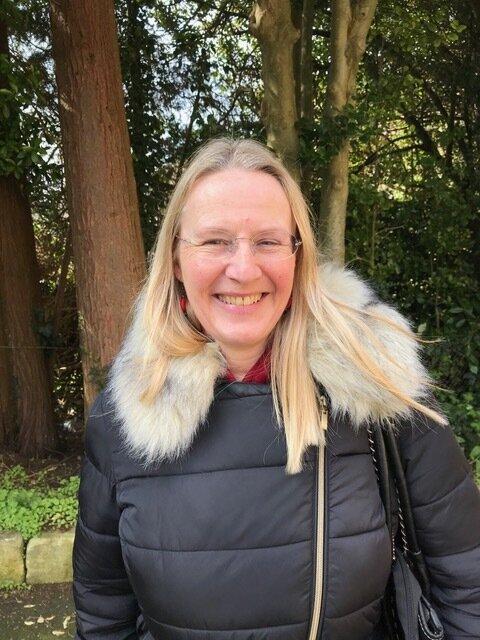 Sue Olley  Church Warden -