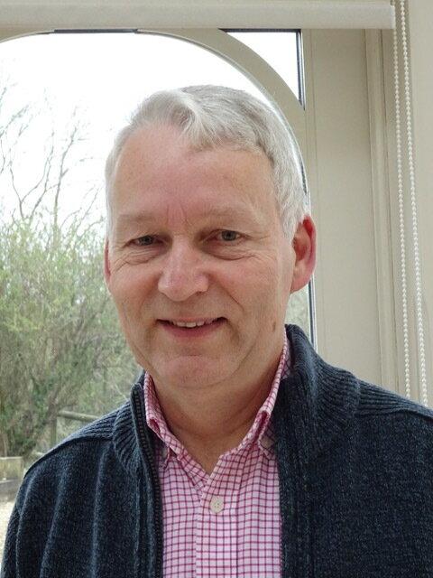 Tim Harris PCC Secretary -