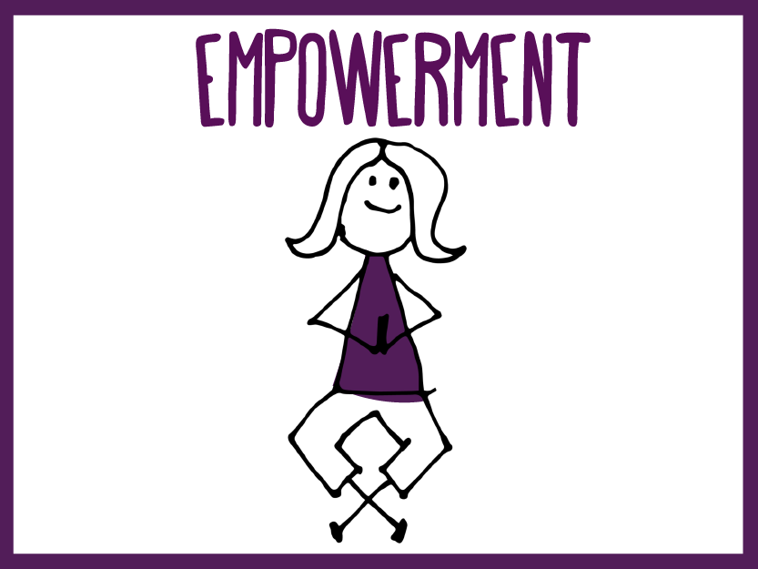 Empowerment: Learn more about our FREE therapeutic services