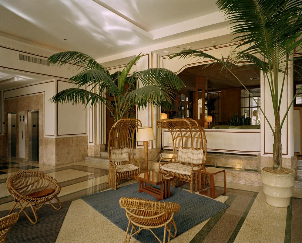 Raleigh Lobby