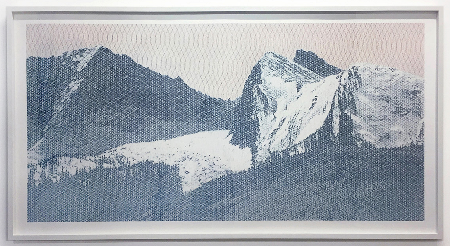 © Jesse Chun  Landscape #10 from series On Paper