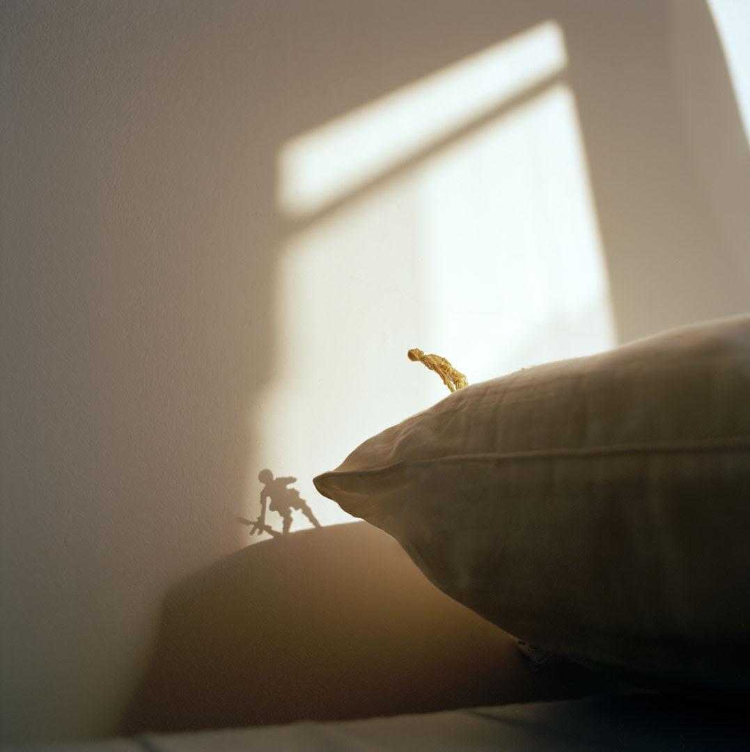 """©Yoav Friedländer """"The Fallen Soldier"""""""