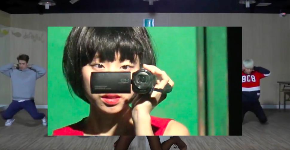 Video Still from  Parallel , 2017 ©Jiwon Choi
