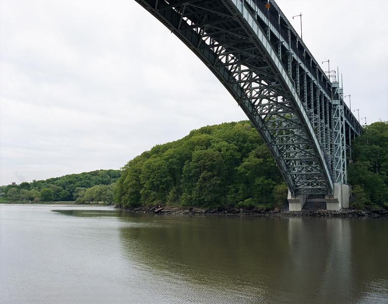 The Henry Hudson Bridge, 2014