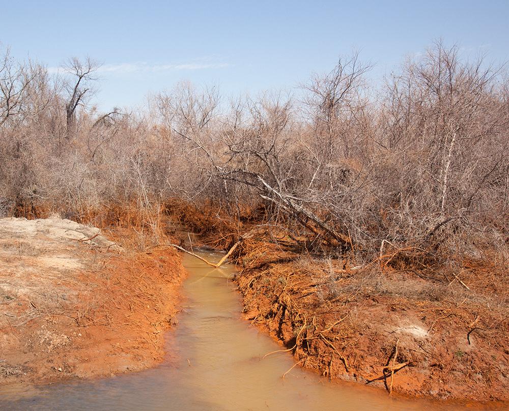 Tar Creek, OK, 2011