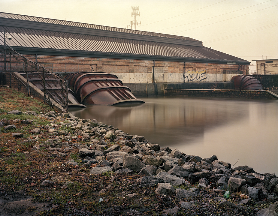 Pumping Station No. 7, City Park,  2018. Digital print, 40x50 inches.  ©Alison Gootee