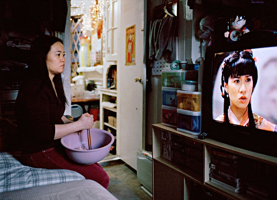 Thomas Holton,  Chinese Soap Opera , 2004