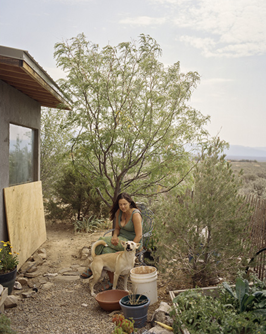 Mary Dambacher, Taos, NM ; Photo by Ahndraya Parlato & Gregory Halpern