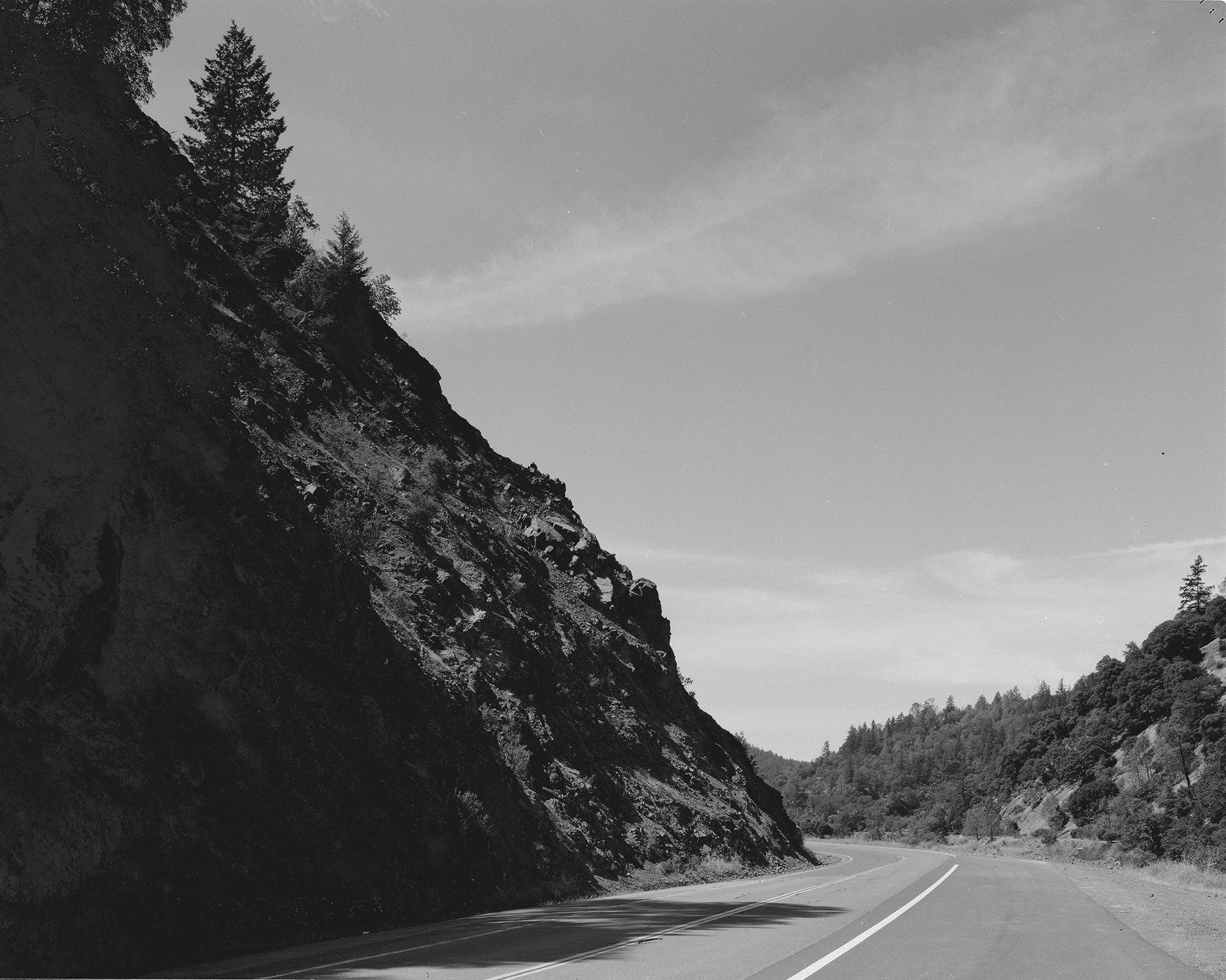 Covello Highway to Dos Rios.