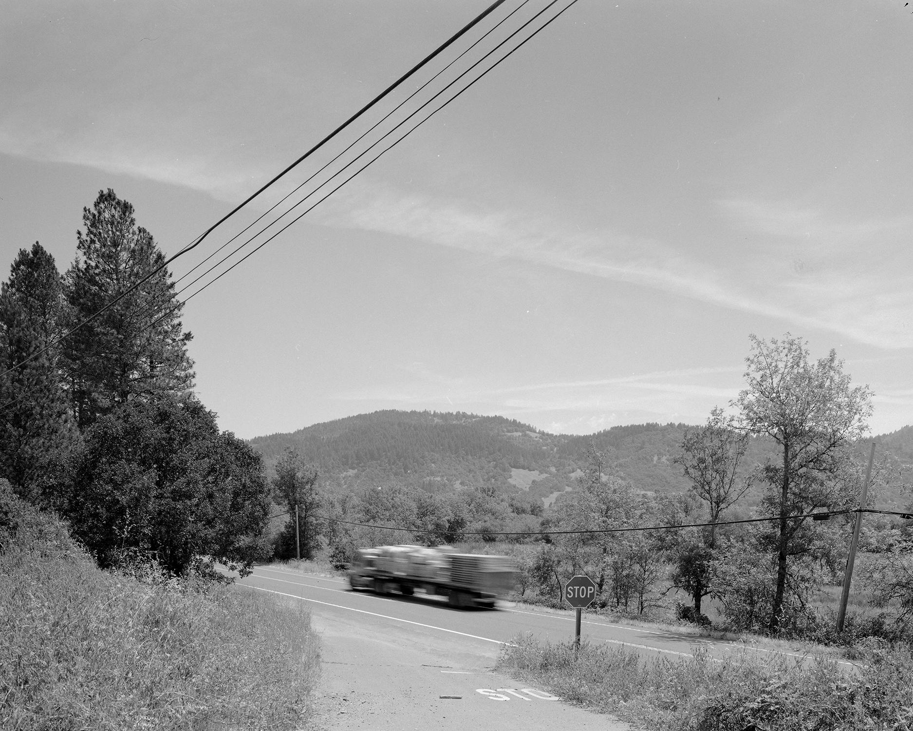 Towards Covello.