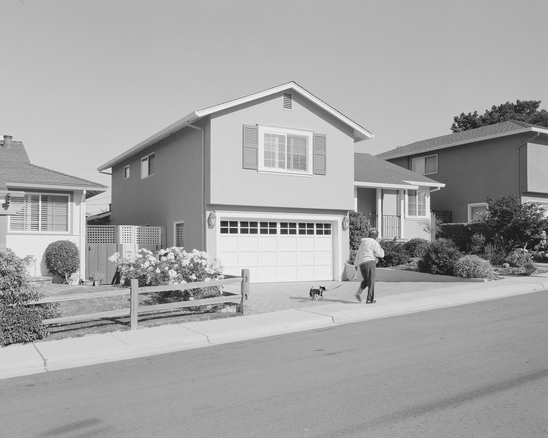 Crestmoor neighborhood.