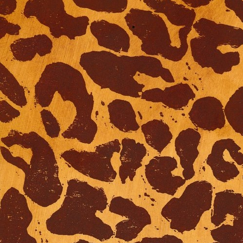 Leopard | Aged Ivory