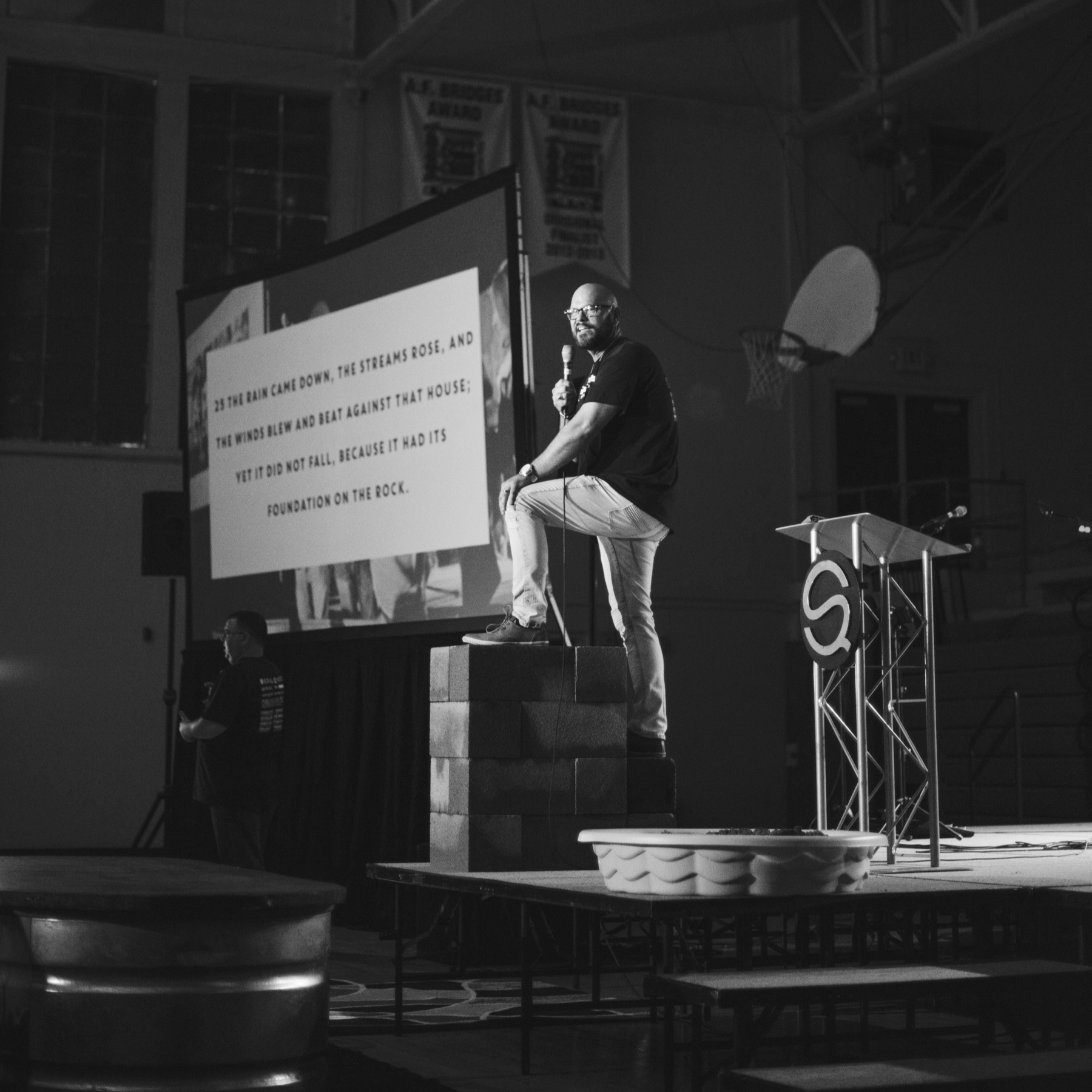 WHATEVER IT TAKES - We are a church doing whatever it takes to reach those far from God and helping them take their next step with Jesus.