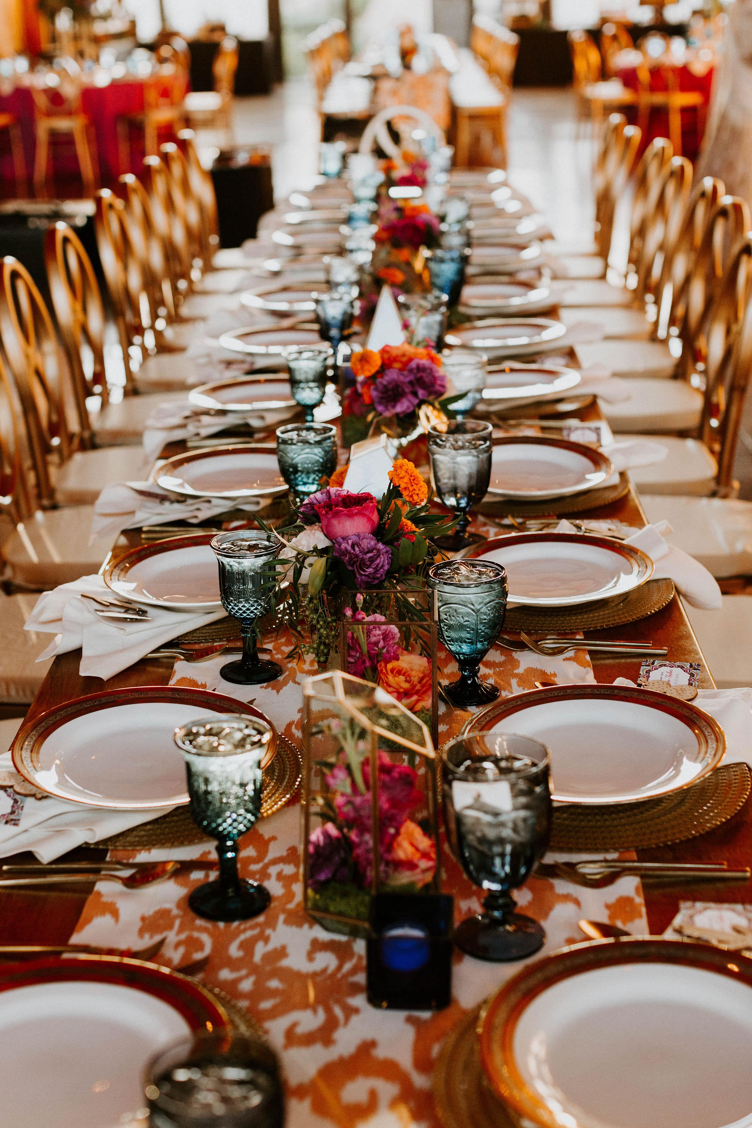 Traditional Indian Hindu Wedding at Paseo Wedding Reception Space