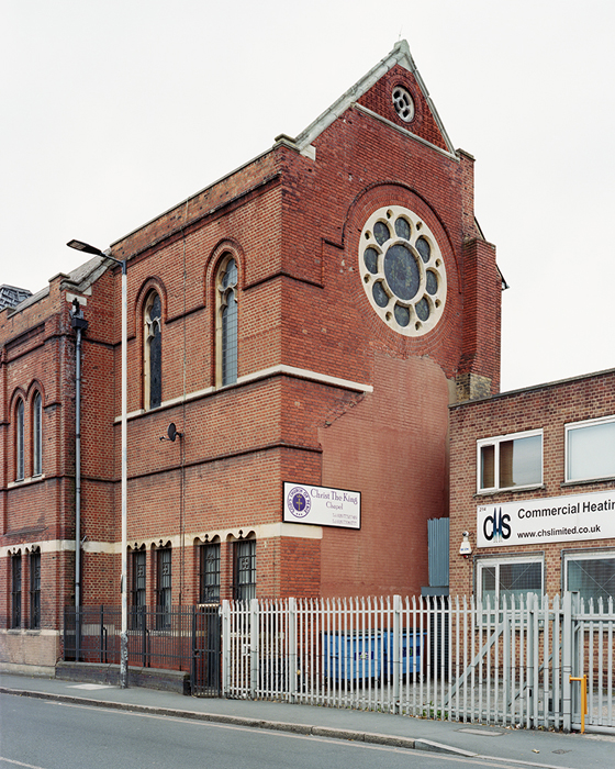 Ilderton Road, South Bermondsey