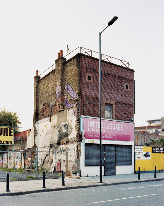 Hackney Road #1, Shoreditch