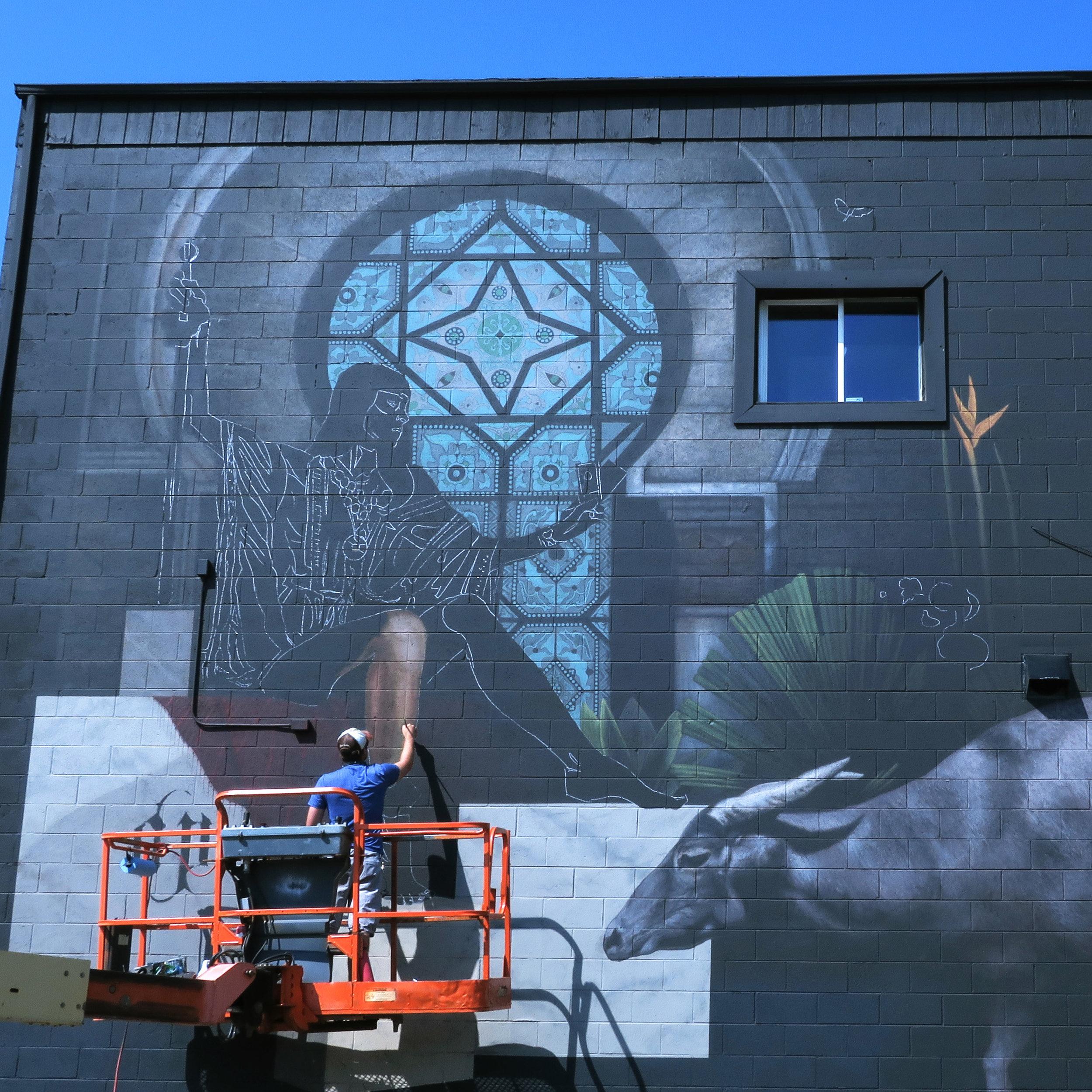 Murals + Public Artwork - ...