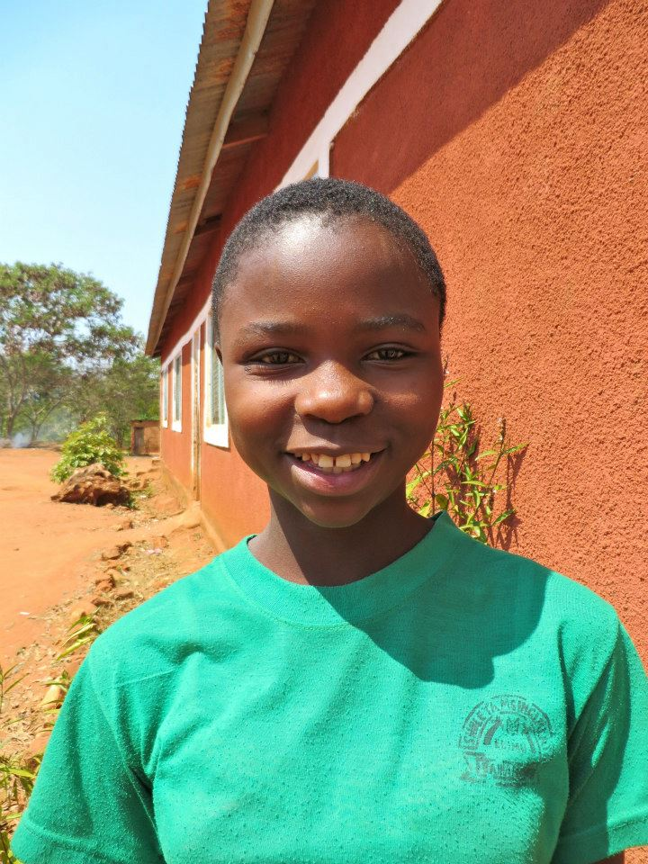 Edasta - One of our first high school students!