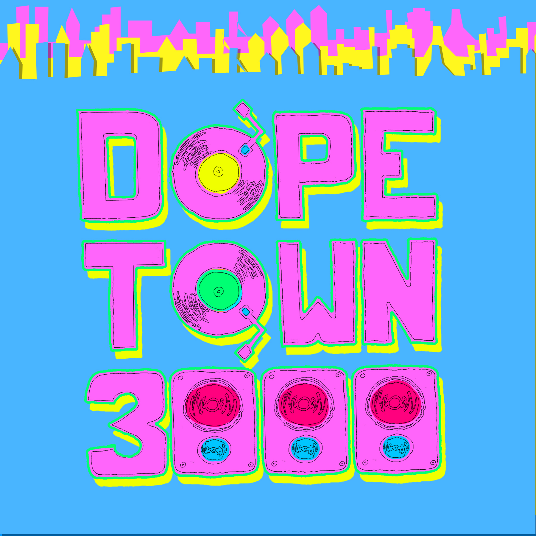 My freestyle hip-hop/improv comedy group  DopeTown 3000 has a podcast  that you should totally listen to! We have guests tell special stories and then turn them into improvised hip-hop musicals.  The AV Club  and  Vulture  have written us up! Subscribe today, why don'tcha?