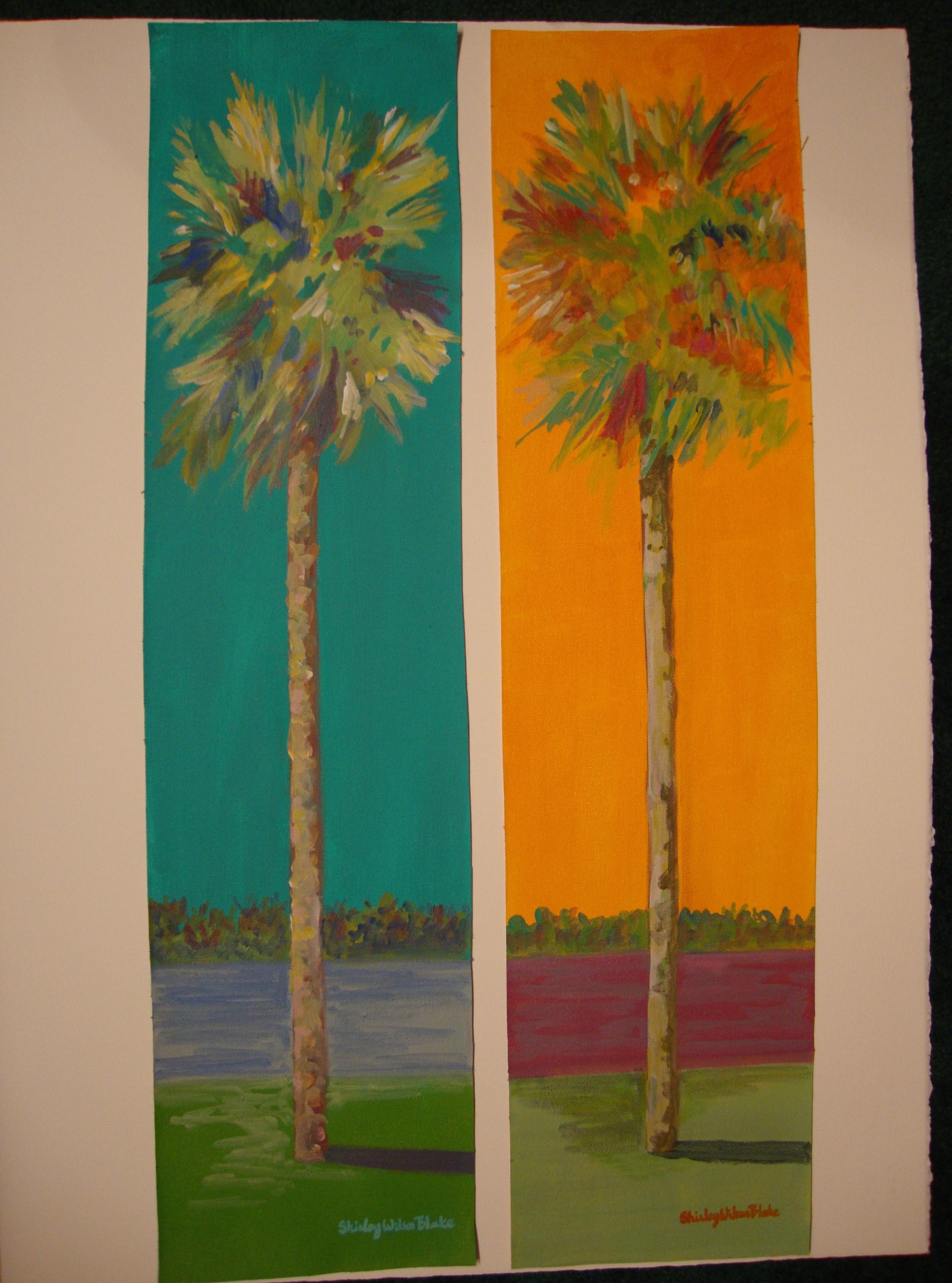 Sunny Palms I & II