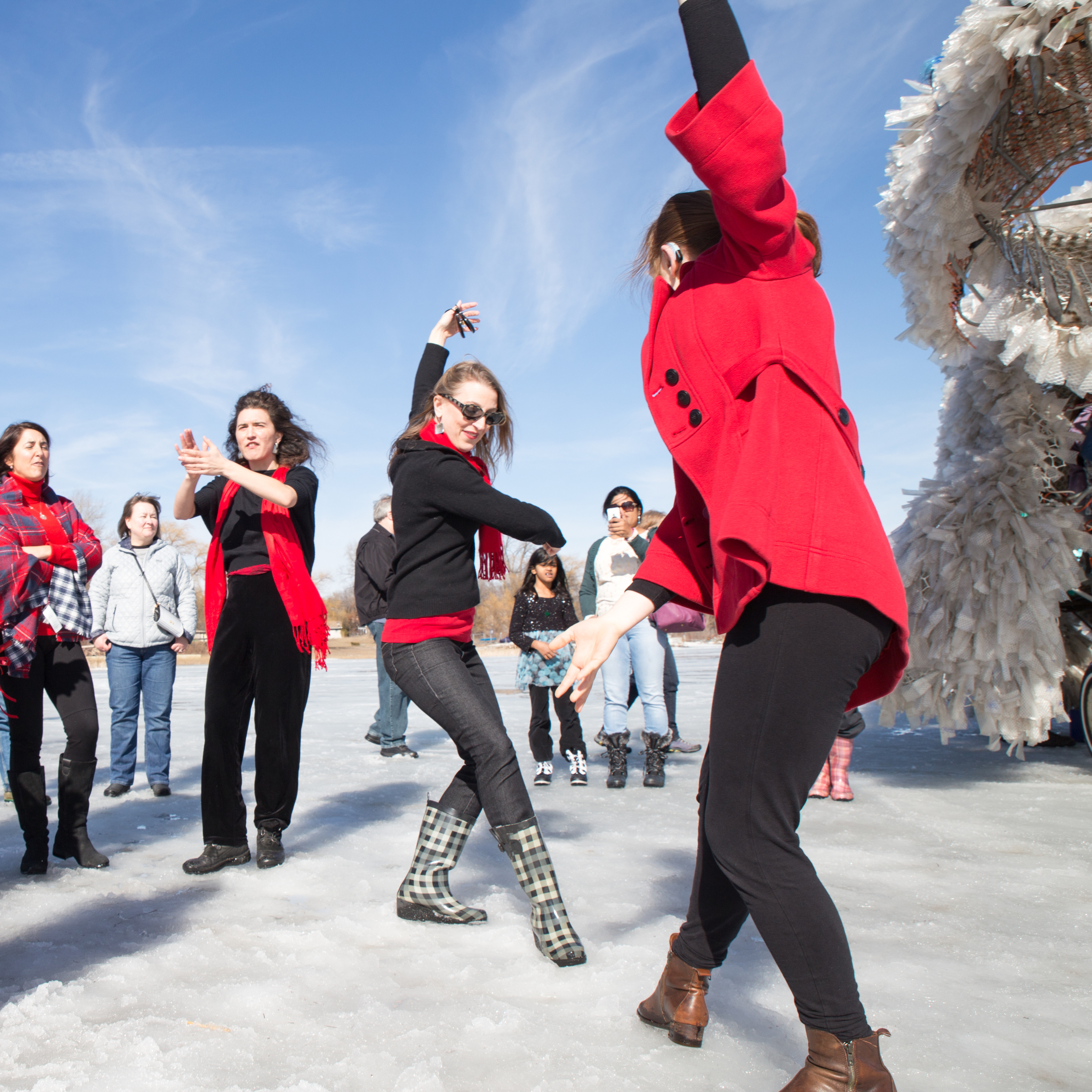 Fire and Ice: A Winter Flamenco Odyssey