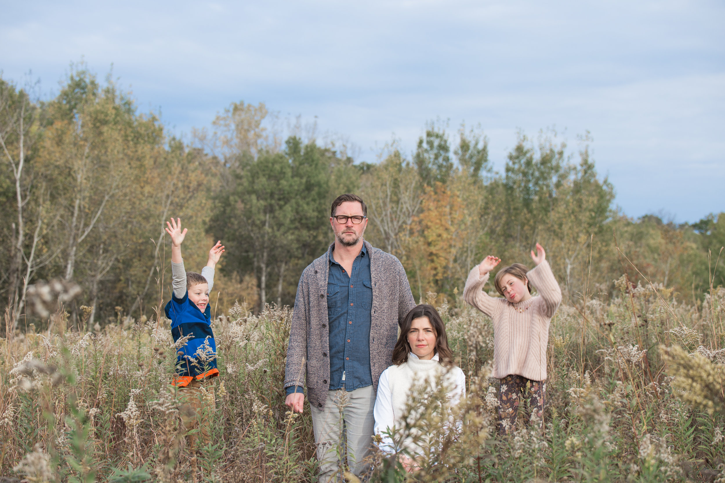 (we did normal family portraits too but this is more fun to share>)