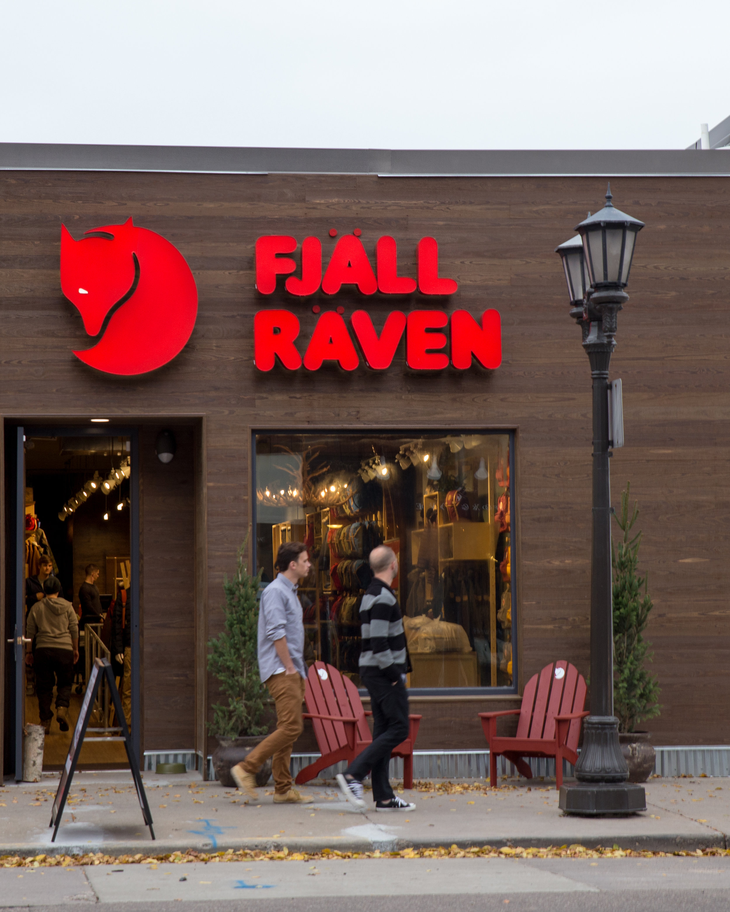 Fjallraven    Local event coverage, an art show and outdoor adventure in partnership with this beloved Swedish outdoor clothing company.