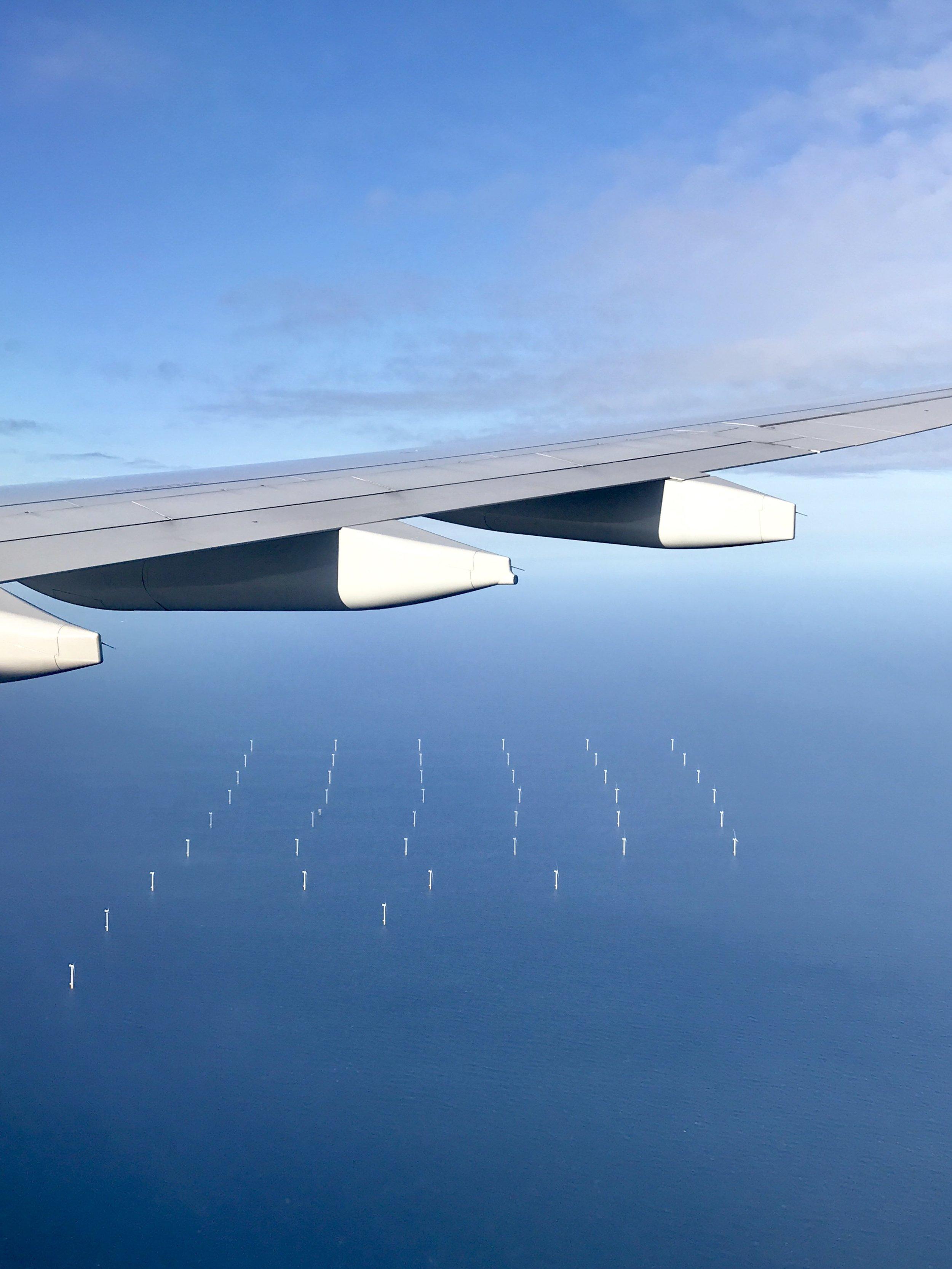 windmills in water near Amsterdam