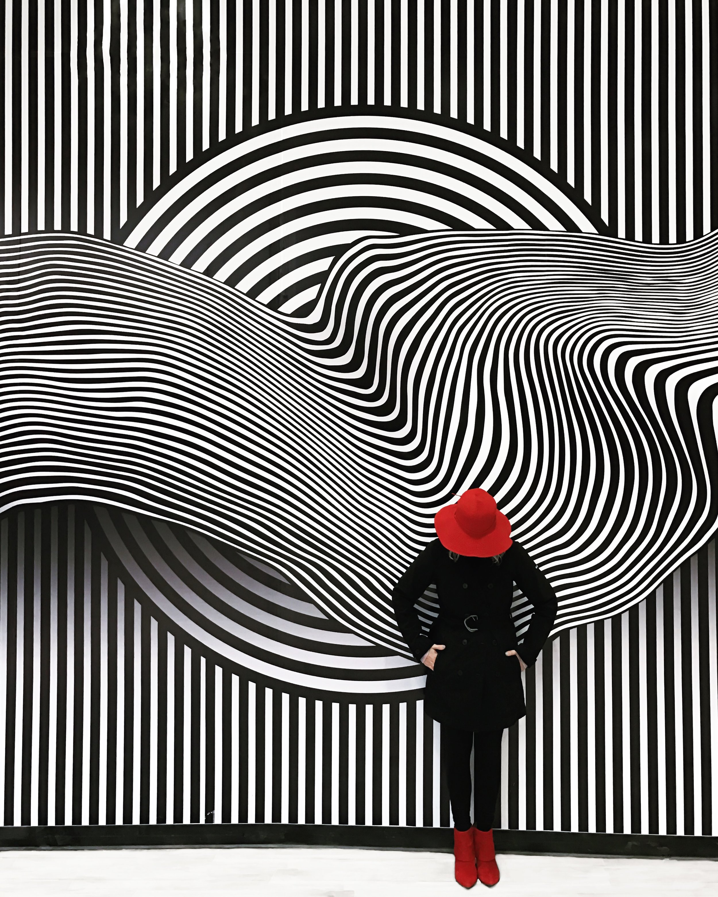 Art Walls at Galleria of Edina, MN     Created over 3,000 square feet of artistic, interactive art walls. A collaboration between Galleria Shops of Edina and Art of Edina.
