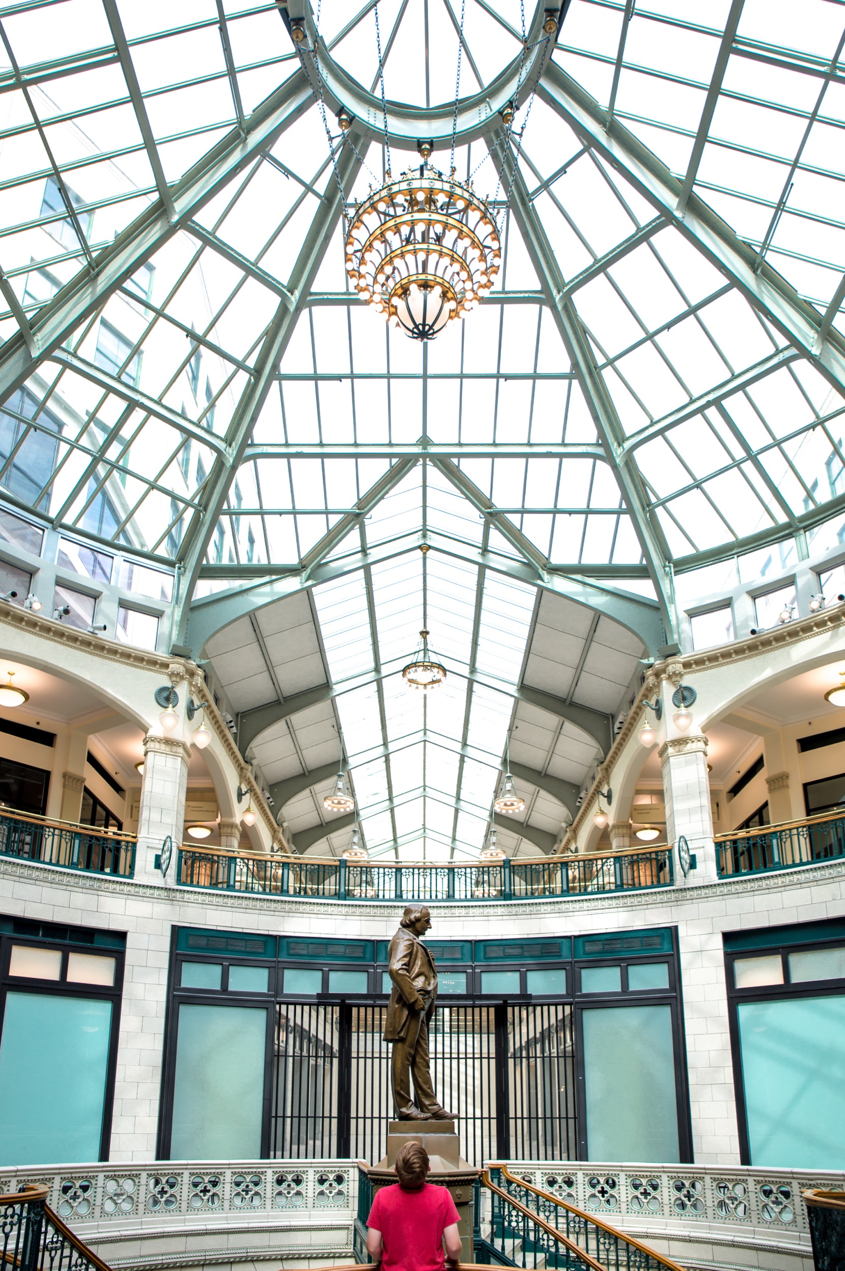 Popped in to the Old Grande Avenue Indoor Mall